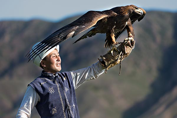 Eagle Hunter